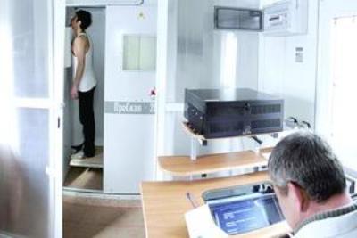 Флюорографию вы можете пройти в поликлиние «Медицинский комплекс»